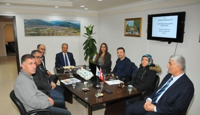 'Akşehir'i Seviyorum Şehrimi Tanıyorum' projesi start alıyor