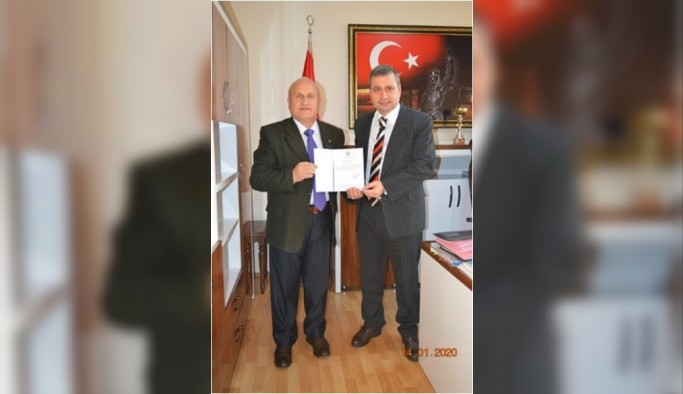 Ceza ve infaz kurumu personelinden Mehmetçik Vakfı'na destek