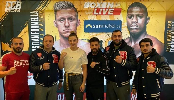 Dört Türk boksör Göppingen'de tarih yazmaya hazırlanıyor