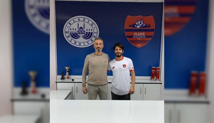 Elazığ Belediyespor, Emrah Çalışlar ile 1,5 yıllık sözleşme imzaladı