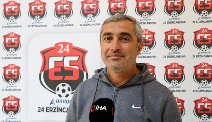 Erzincanspor Teknik Direktörü Mustafa Sarıgül istifa etti
