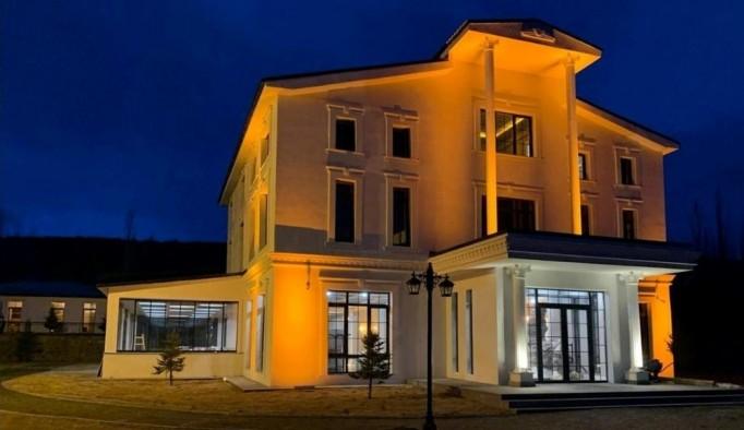 Narman'a 5 yıldızlı otel