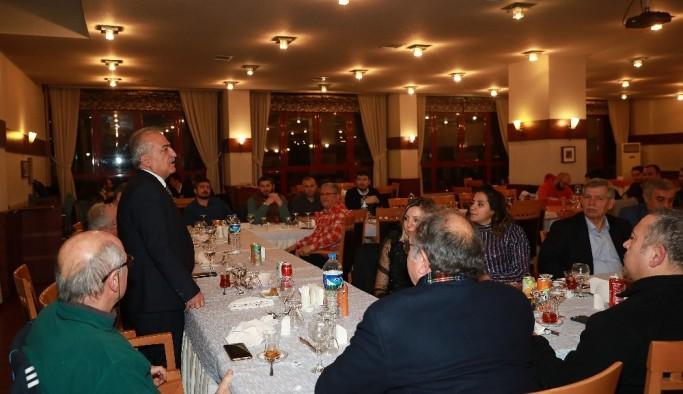 Spordek 6. Genel Kurul Toplantısı AÜ ev sahipliğinde gerçekleşti