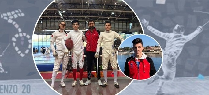 Avrupa Şampiyonası'nda Erzurumluların gururu oldu