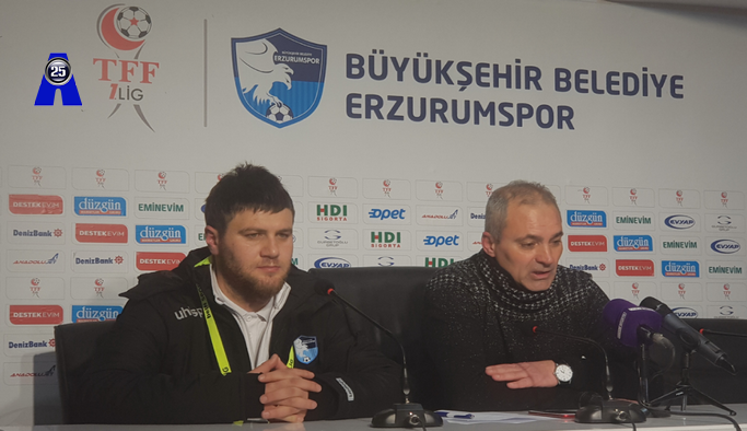 BB Erzurumspor - Bursaspor maçının ardından:
