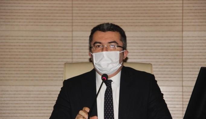 """Erzurum Valisi Okay Memiş: """"Erzurum'da şu anda iyi durumdayız"""""""