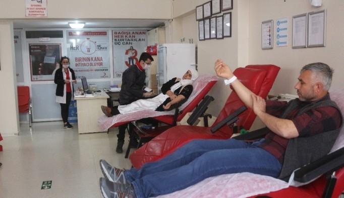 Korona virüs kan bağışlarını yüzde 75 düşürdü