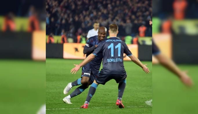 Süper Lig'in en iyi hücum ikilisi Sörloth ve Nwakaeme Avrupa'da yıldızları zorluyor.
