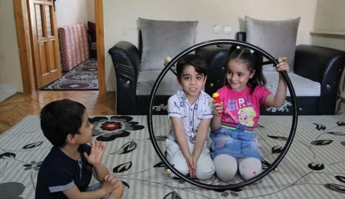 Pandemi süreci çocukların oyunlarına yansıdı