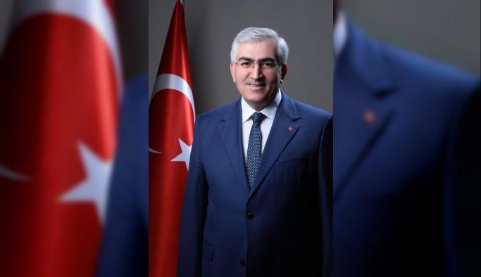 """AK Parti Erzurum İl Başkanı Öz: """"Şahlanışımıza hiçbir güç pranga vuramaz"""""""