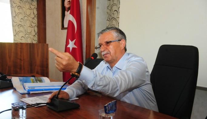 """Başkan Topaloğlu: """" Projemizde var kasamızda paramız da var"""""""