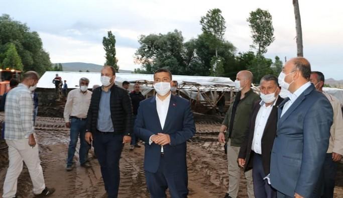 """Kaymakam Mehmetbeyoğlu: """"Kırkpınar Mahallemizdeki yaraları saracağız"""""""