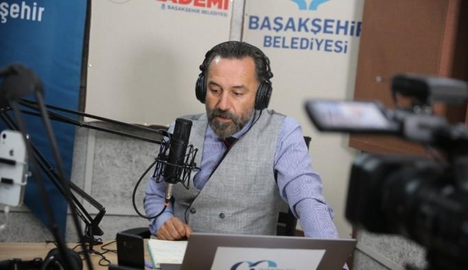 Savunma Sanayii Başkanı İsmail Demir, Radyo Başakşehir'e konuk oldu