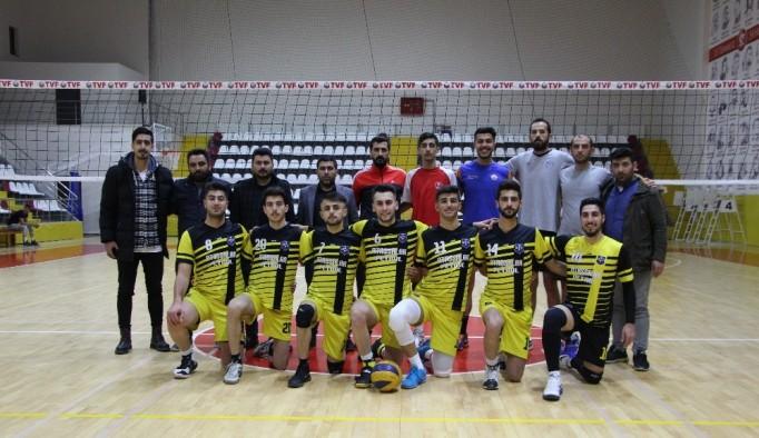 Aksaray Gençlikspor Kulübü TVF 2. Lig'de