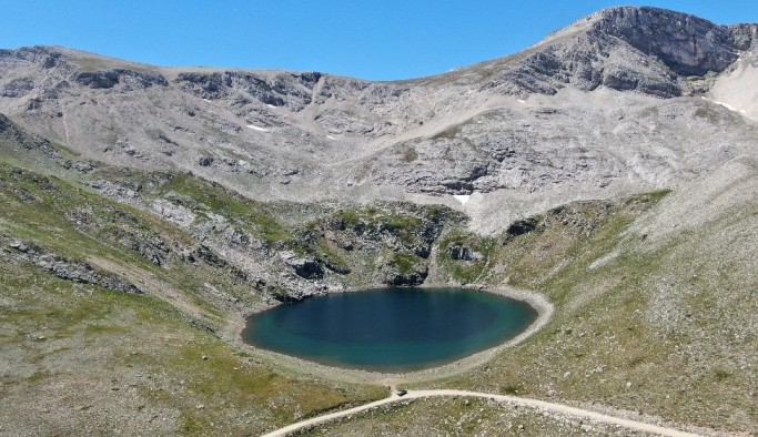 (Özel) Uludağ'ın saklı güzelliği göller bölgesi
