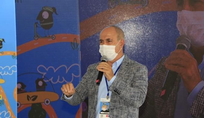 Başkan Akgün, TBB'nin Avrupa Hareketlilik Haftası etkinliklerine katıldı