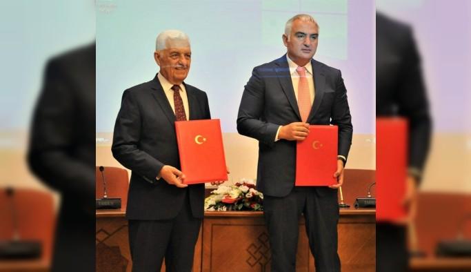 Bodrum'un altyapısı için protokol imzalandı