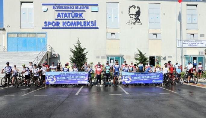 """Büyükçekmece'de """"Avrupa Hareketlilik Haftası"""" etkinliklerine yoğun ilgi"""