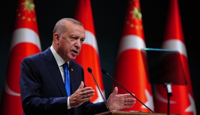 """Cumhurbaşkanı Erdoğan: """"Okullarımızı eğitim-öğretime açıyoruz, yüz yüze ve uzaktan eğitim birlikte yapılacak"""""""