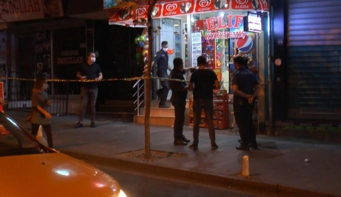 Kağıthane'de iki grup arasında silahlı kavga: 2 yaralı