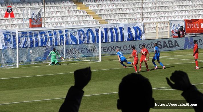 Süper Lig: BB Erzurumspor: 1 - DG Sivasspor: 2