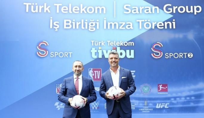 Türk Telekom ve Saran Group iş birliği