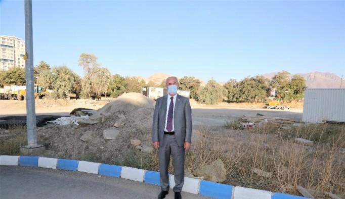 Tuşba'nın değerli arazisi yatırımcısını bekliyor