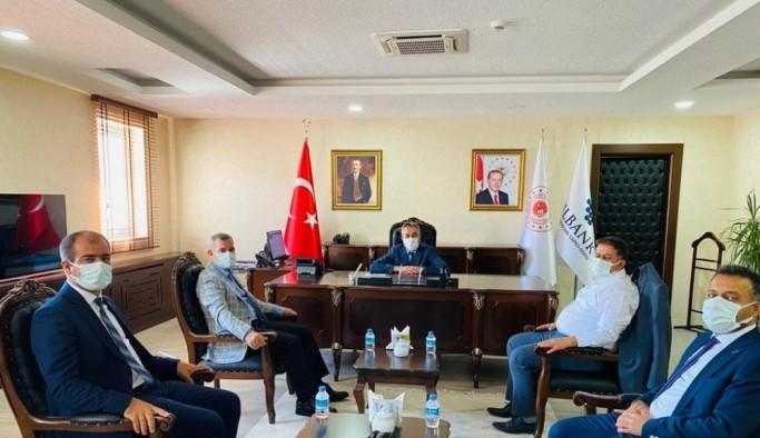 Yeşilyurt Belediyesi ile İller Bankası arasında protokol imzalandı