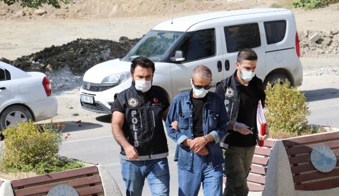 Çantasından uyuşturucu çıkan şüpheli tutuklandı