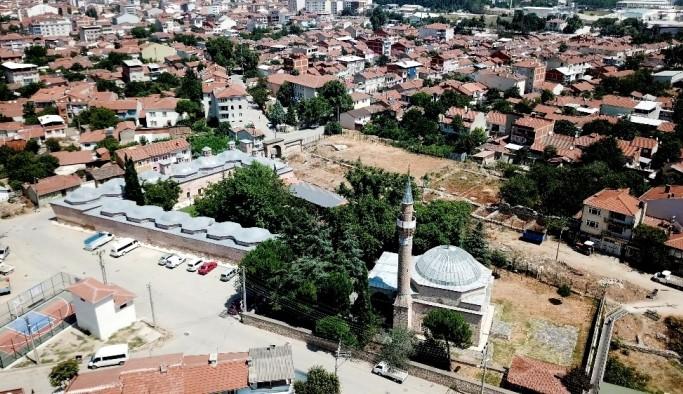 (Özel) Bursa'da 5 asırlık tarih ayağa kalktı