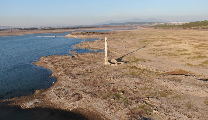 Barajlarda su seviyesi düştü, tasarruf alarmı verildi