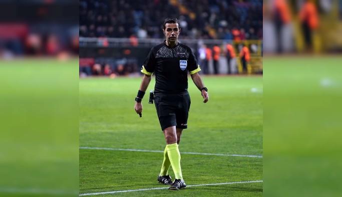 Beşiktaş - Başakşehir maçının VAR'ı Mete Kalkavan
