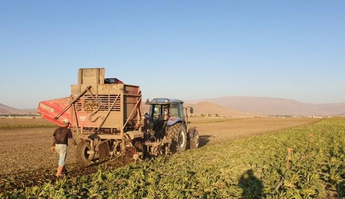 Erzurum, Erzincan ve Ağrı'da sulama sezonu tamamlandı