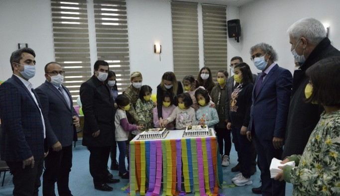 Erzurum'da Dünya Çocuk Hakları Günü etkinliği