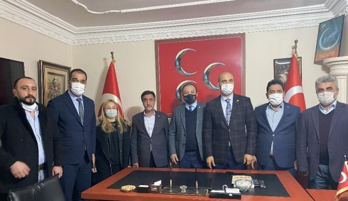 İYİ Parti'den MHP'ye dönüşler devam ediyor