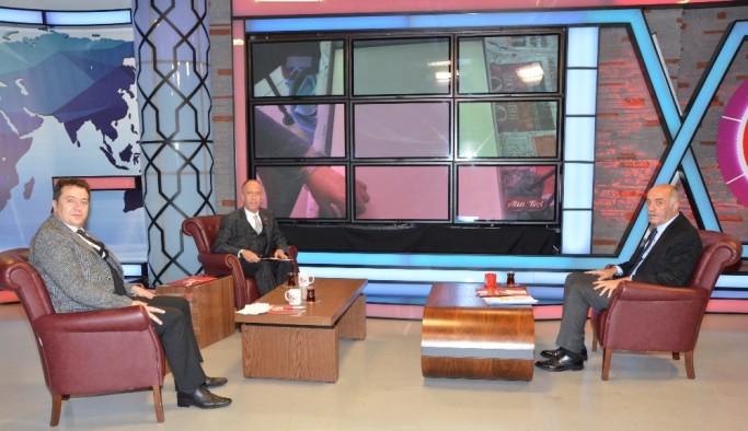 Kardelen TV'de konuşan Başkan Yücelik;