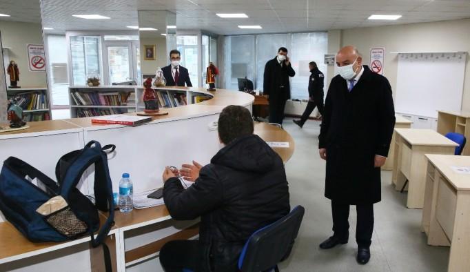 Keçiören'de beş yeni kütüphane hizmete açılacak