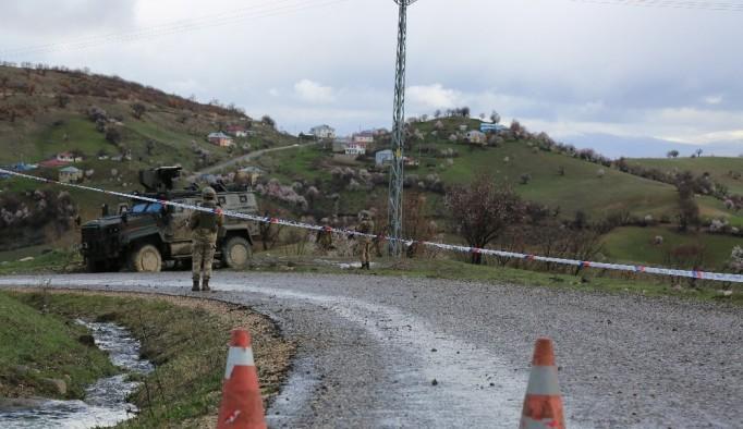 Tunceli'de bir köy ikinci kez karantina altına alındı