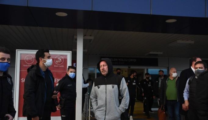 Beşiktaş, Alanya'da