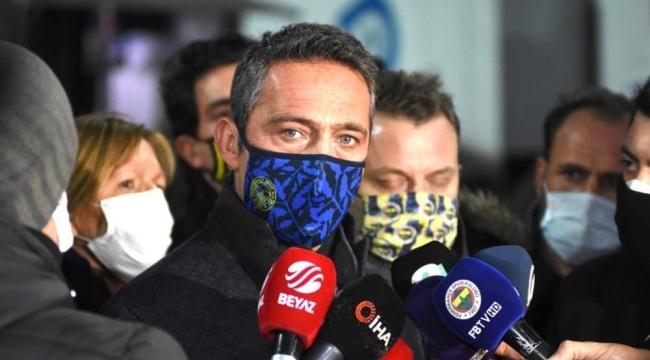 """Ali Koç: """"Fenerbahçe'nin tam olarak olduğunu bilmiyorsunuz; hodri meydan!"""""""