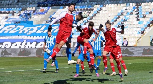 Süper Lig: BB Erzurumspor: 2 - Fatih Karagümrük: 2