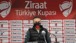 """Yanal: """"Antalyaspor, 21 yıl aradan sonra ikinci kez finalde"""""""