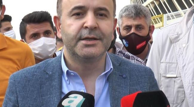"""Ömer Düzgün: """"Ligde kalma yolunda önemli bir galibiyet aldık"""""""