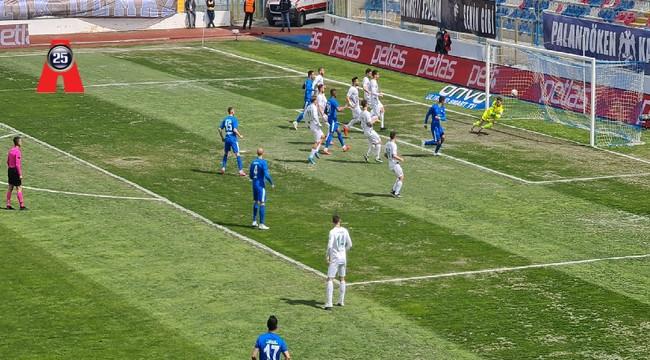 Süper Lig: BB Erzurumspor: 1 - Konyaspor: 2