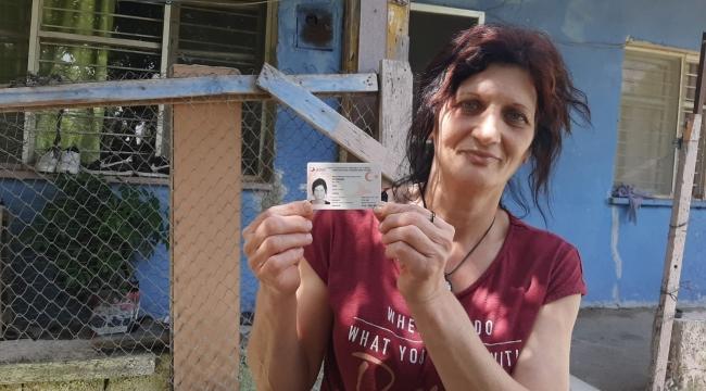 25 yıldır Türkiye'de kaçak yaşayan Rumen geline vatandaşlık yolu açıldı