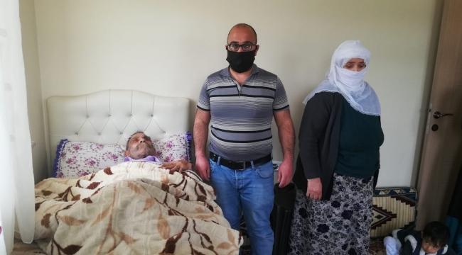 Erzurum'da engelliler ailesi...