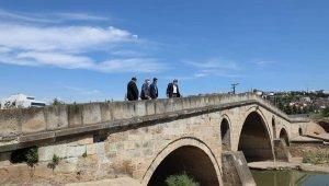 Mimar Sinan'ın 600 yıllık eseri için kurtarma çalışması başladı