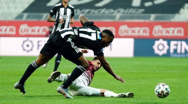 Süper Lig: Beşiktaş: 7 - A. Hatayspor: 0