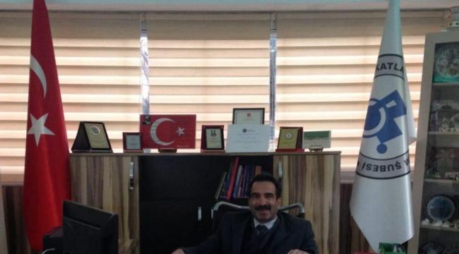 """Türkiye Sakatlar Derneği Erzurum Başkanı Efe: """"Bizler sadece herkes gibi eşit insanlar olarak yaşamak istiyoruz"""""""