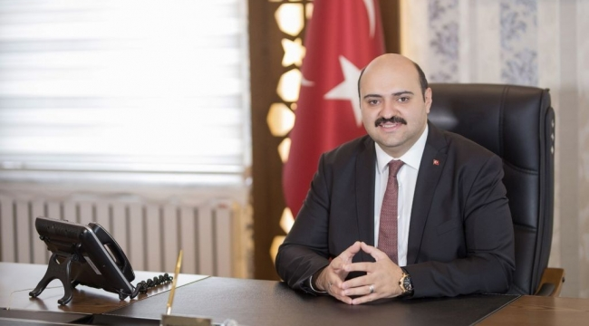 """Aziziye Belediye Başkanı Orhan: """"Paylaşalım, Bölüşelim, Mutlu Edelim"""""""